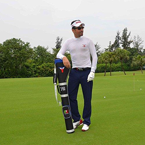 playeagle portátil bolsa de nylon para golf Domingo mitad ...