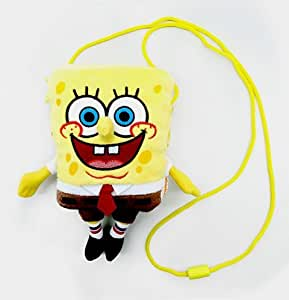 SpongeBob SquarePants nekvasner case perforated spit, new type 2016 neck yellow