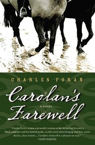book cover of Carolan\'s Farewell