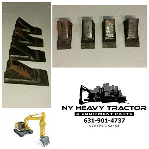 John Deere John Deere T3C Tooth X4 Tip Teeth Crimp On Excavator 27Zts 35Zts 27Czts 35Czts