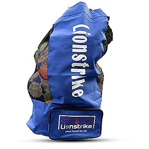 Lionstrike Saco para guardar pelotas de fútbol, con bolsillo ...