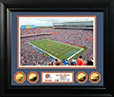 The Highland Mint NCAA Florida Gators Ben Hill Griffin Stadium Special Edition Photo Mint, 32'' x 27'' x 4'', Gold