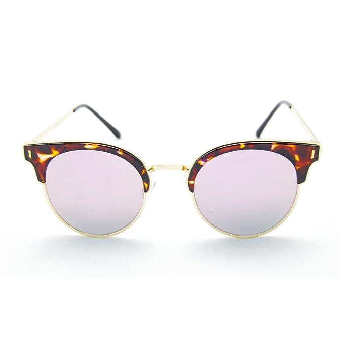 Gafas de Sol para Mujer XD Panda, Color de Lente Rosa ...