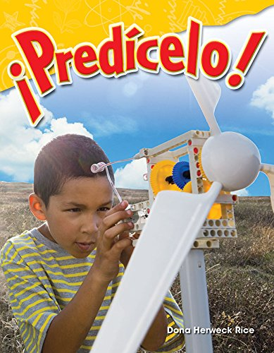Download ¡Predícelo! (Predict It!) (Spanish Version) (Science Readers: Content and Literacy) (Spanish Edition) pdf