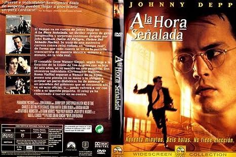 A La Hora Señalada (Nick Of Time): Amazon.es: Cine y Series TV