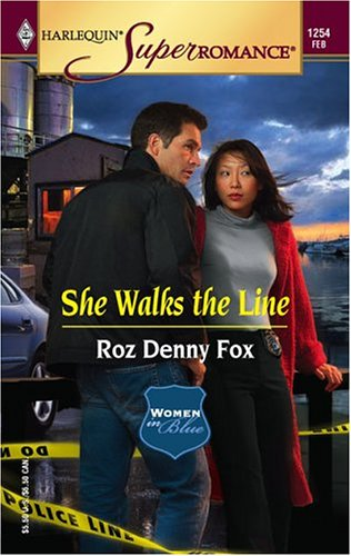 book cover of She Walks the Line