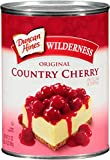 Wilderness Original Pie Filling & Topping, Country Cherry, 21 Ounce (Pack of 12)