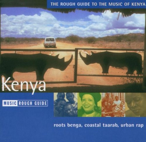 Cover of Rough Guide to the Music of Kenya