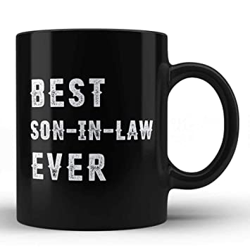 Buy Best Son In Law Ever Mug