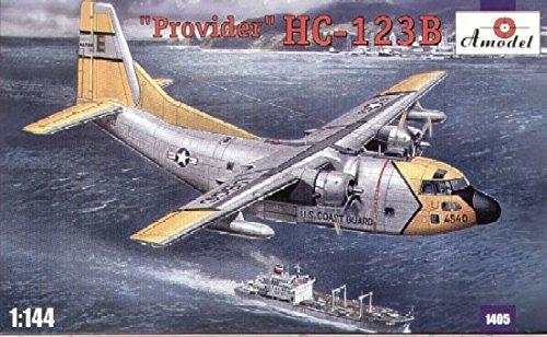 Provider Aircraft Usaf - 1/144 HC123B Provider USAF Cargo Aircraft