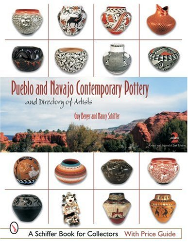 Download Pueblo And Navajo Contemporary Pottery: And Directory of Artists (Schiffer Book for Collectors) PDF