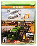 Farming Simulator 19 - Day One Edition Xbox One [US Version] - Mahindra Retriever DLC