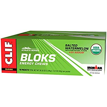 Amazon Com Clif Shot Energy Gel Citrus With