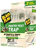 Black Flag 11038 Pantry Pest Trap, 2-Count, Pack of 1