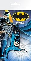 DC Comics officielle Batman Superhero en caoutchouc Porte-clés