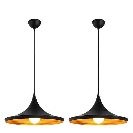 Lampade A Sospensione Per Ufficio Prezzi.Xuenuo Vintage Lampada A Sospensione Industriale Retro Lampadario