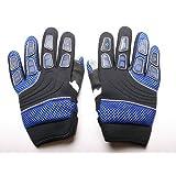 Kinderhandschuhe Cross Handschuhe für Kinder Blau Größe 8