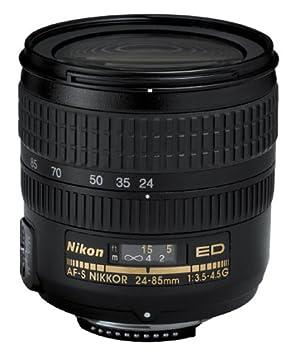 Review Nikon 24-85mm f/3.5-4.5G ED-IF