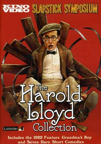 The Harold Lloyd Collection, Vol. 1 (Slapstick - The Galaxy Of Movie Garden