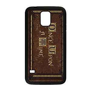 Custom DIY Phone Case Once Upon a Time TV Posters For Samsung Galaxy S5 APPL8299745