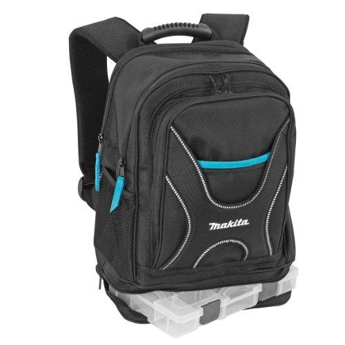 Makita P-72017 Professional Tool Rucksack with Organizer (New) Toolbag for (Makita Tool Bags)