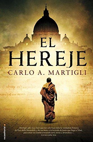 El hereje (Thriller (roca)) (Spanish Edition)