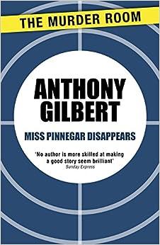 Book Miss Pinnegar Disappears (Mr Crook Murder Mystery)