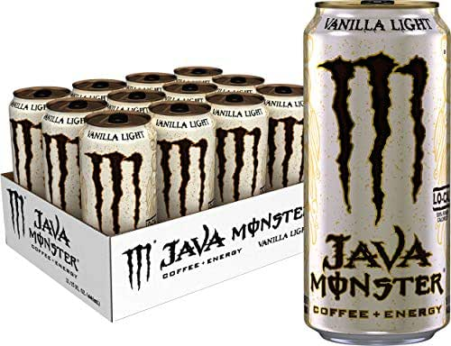 Energy & Sports Drinks: Java Monster