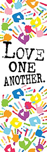 Love One Another Bookmarks (Love One Another (1 John 4:7, KJV) Bookmark (Package of 25))