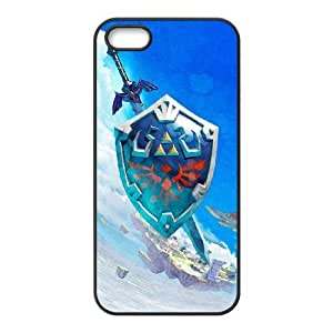 iPhone 5, 5S Phone Cases Game The Legend of Zelda Cell Phone Case TYG874039