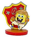 aquarium football - Penn Plax SpongeBob Football Player Resin Aquarium Decor