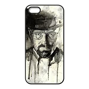 C-EUR Diy Breaking bad Hard Back Case for Iphone 5 5g 5s