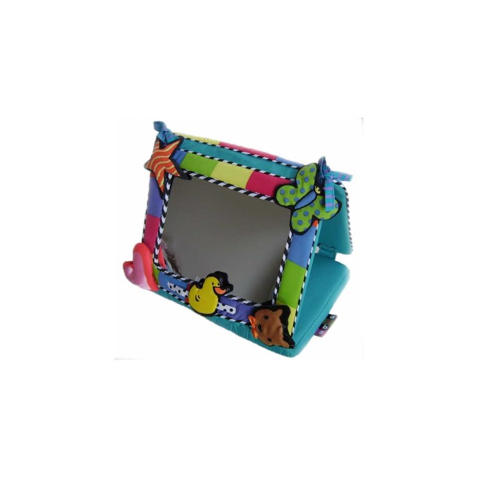 Kids Preferred Amazing Baby Developmental Light Up Musical Mirror  Baby Mirror Toys  Baby