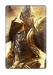 Tpu Case Skin Protector For Ipad Mini 3 God Of War Trojan With Nice Appearance