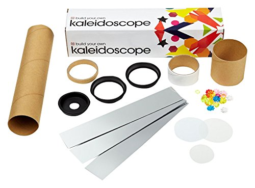 NPW-USA Build Your Own Kaleidoscope Kit