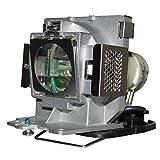 Lutema 5J.06001.001 BenQ 5J.06001.001 LCD/DLP Projector Lamp, Philips Inside