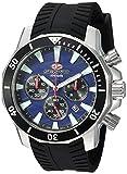 SEAPRO Men's Casual Scuba Dragon Diver Limited Edition 1000 Meters Blue Dial Quartz Watch (Model: SP8344S)