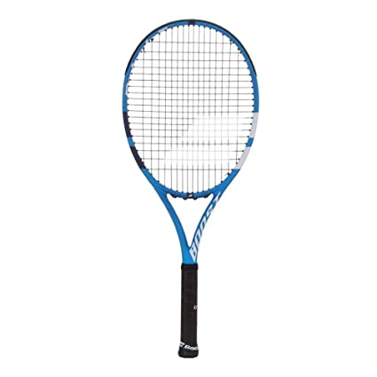 Babolat Boost Drive (Boost D) Midplus Black/Blue/White Recreational Adult and