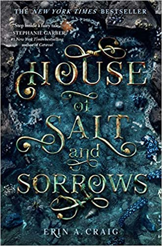Image result for the house of salt and sorrows