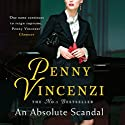 An Absolute Scandal Audiobook by Penny Vincenzi Narrated by Jilly Bond