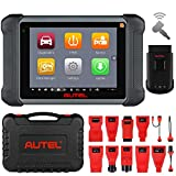 Autel Scanner MaxiSys MS906TS with Top TPMS Functions, [Upgrade of MS906/ MP808TS], 2021 Newest Automotive Diagnostic Scan, Advanced ECU Coding, OE All System Diagnostics & 31+ Services, Active Test