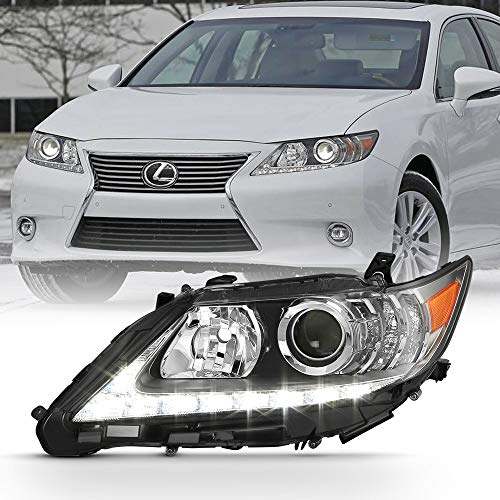 Xenon Headlamps With Signature Led Lighting