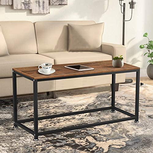 Yesker Industrial Coffee Table