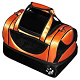 Cheap Pet Gear Aviator Bag for Cats and Small Dogs, Pet Carrier, Small, Tangerine
