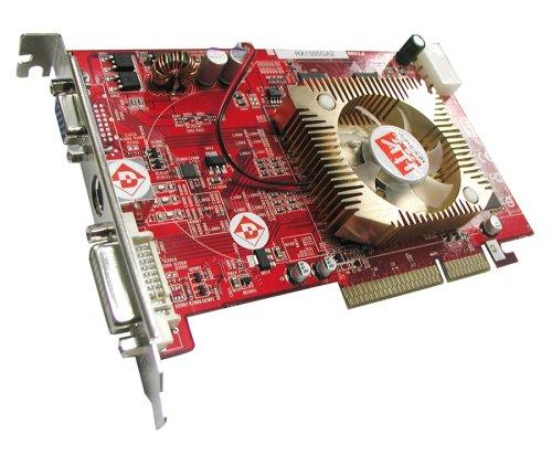 Ati Radeon X1300 Agp - 2