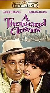 A Thousand Clowns [VHS]
