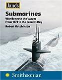 Jane's Submarines, Robert Hutchinson, 0060819006