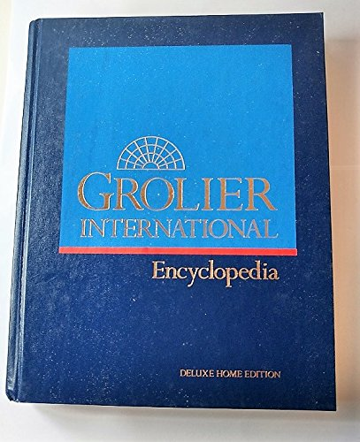 Grolier International Encyclopedia-20 Vol.