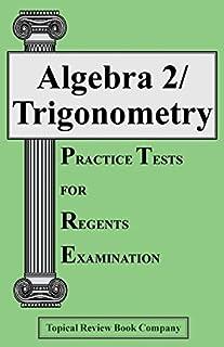 regents success strategies algebra 2 trigonometry study guide rh amazon com Examples Study Guide algebra 2 trigonometry regents study guide
