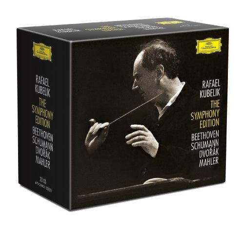 dvorak symphonies kubelik - 9